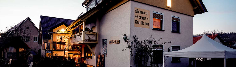 Herzlich Willkommen Bei Der Metzgerbrau Reichert Metzgerbrau Uetzing